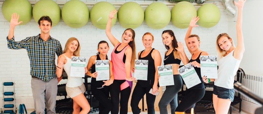Фитнес инструктор обучение бесплатно курсы обучения в европе